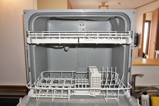 卓上型食器洗い機メリット、デメリット