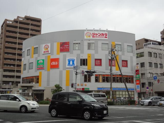 今福鶴見駅周辺