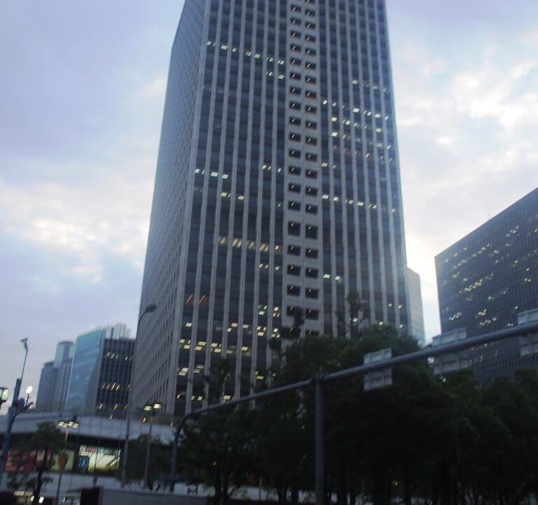 大阪駅前第3ビル-