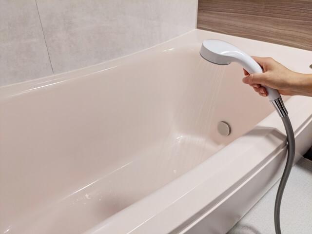 お風呂のピンク汚れの予防法